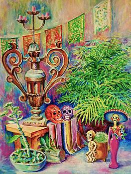 Dia de los Muertos by  Svetlana Nassyrov