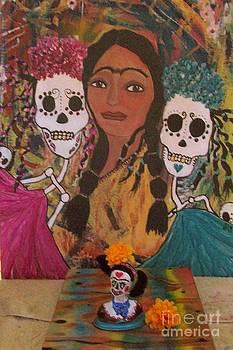 Dia de Los Muertos by Viva La Vida Galeria Gloria