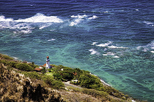 Diamond Head Lighthouse by Joanna Madloch