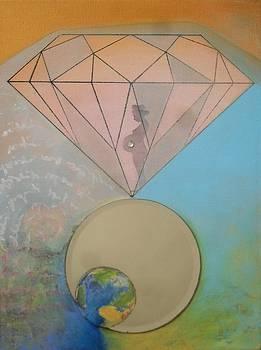 Diamond World by Veronika Ban