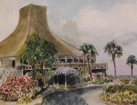 Diamondhead Yacht Club by Tricia Mcdonald