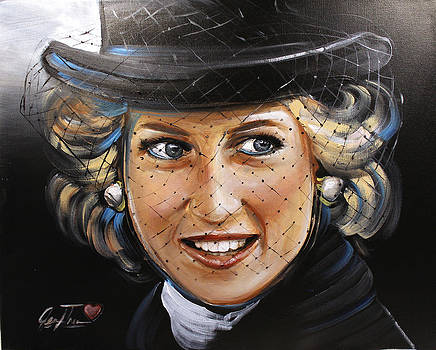 Diana by Jennifer Treece