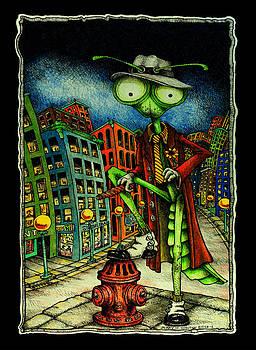 Dick Mantis by Jerry Stinson