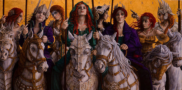 Ride of the Valkyries by Jose Luis Munoz Luque