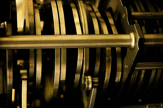 Difference Engine 001 by Tim Shetz