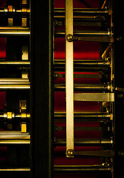 Difference Engine 002 by Tim Shetz