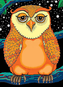 DigiOwl by Barbara Stirrup