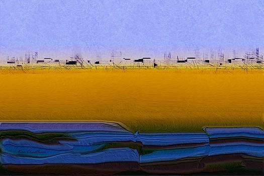 Kae Cheatham - Digital City Landscape - 2