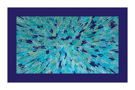Digital Composition 03 by Enrique Cardenas-elorduy