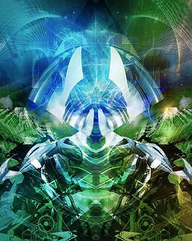 Digital Fusion by Nathan Benmargi