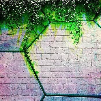Digital Graffiti by Amy DiPasquale