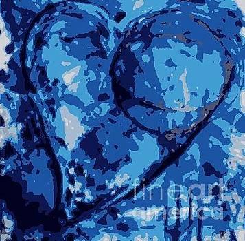 Digital Heart 1 by DM Kent