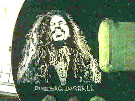 DIMEBAG DARRELL of PANTERA by Timothy Wilkerson