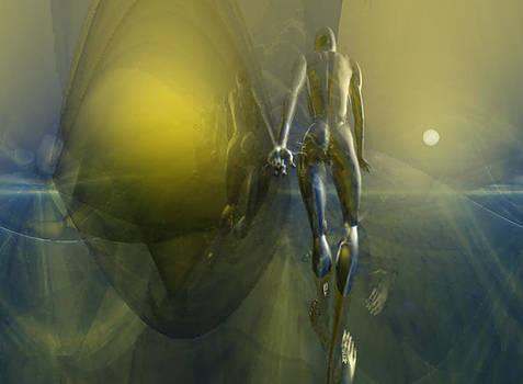 Dimension Shfit #2 by Stephen Donoho