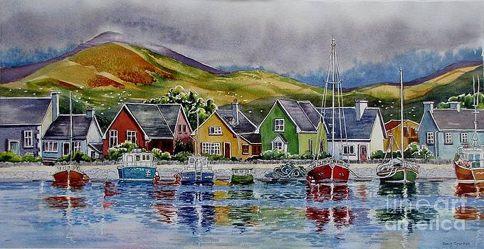 Dingle-Harbour-1 by Nancy Newman