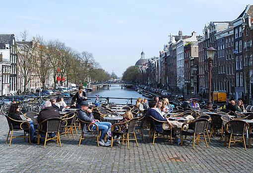 Ramunas Bruzas - Dining on The Bridge