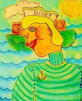 Dinky P. Troff by Melissa Osborne