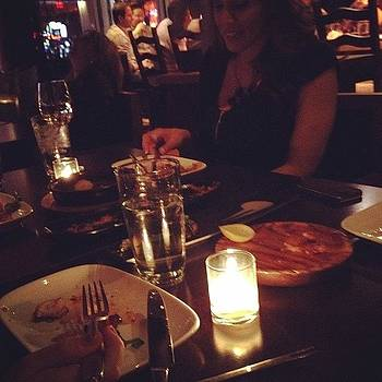Dinner At Iron Chef Jose Garces' by Caitlin Kunzle