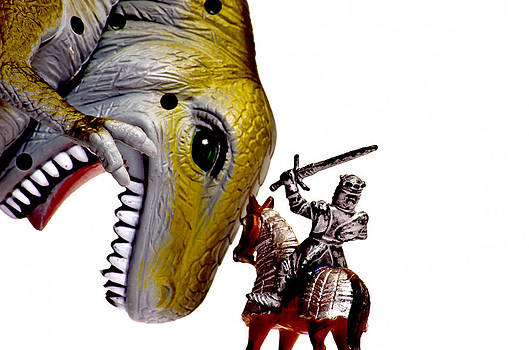 Dino Knight by Kevin Duke