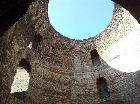 Diocleziano's Palace In Spalato Croatia by Melania Emma