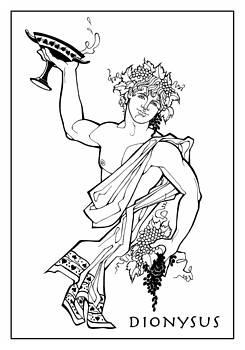 Dionysus by Steven Stines