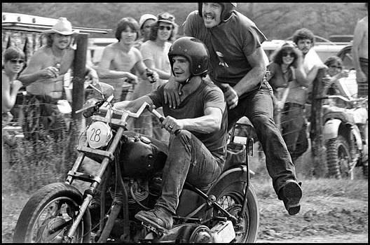 Doug Barber - Dirt Drag Rodeo