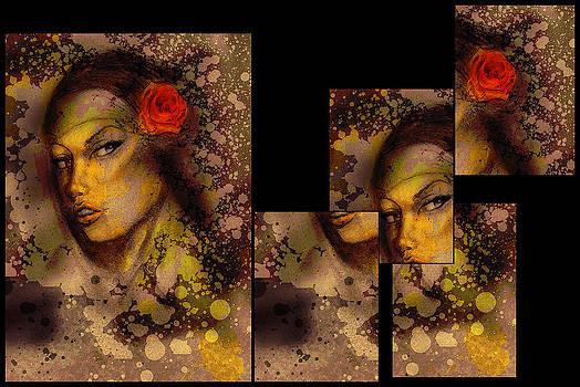 Dirty Mirror by Alberto Galvez