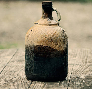 Dirty Old Jug by Emelyn McKitrick