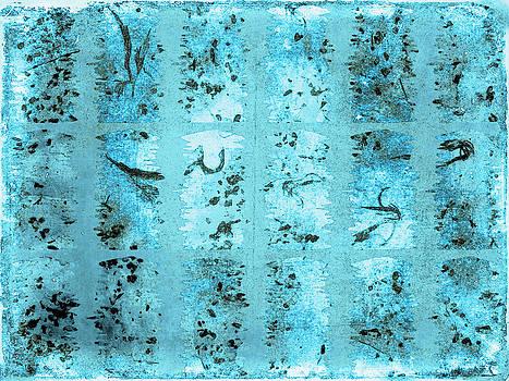 Dirty Snow Grunge by Paula Ayers