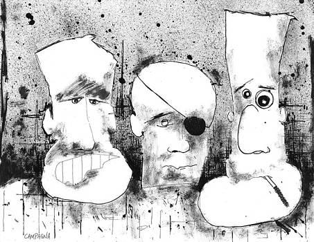 Teddy Campagna - Dirty Thieves