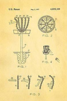 Ian Monk - Disc Golf - Frisbee Golf Patent Art 1977