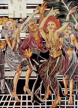 Disco-tented by Barbara Black