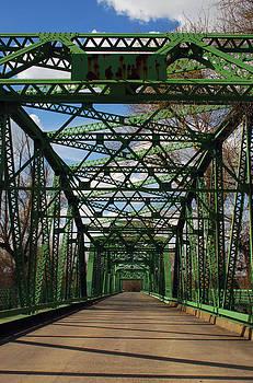 Discovery Park Bridge by Mischelle Lorenzen