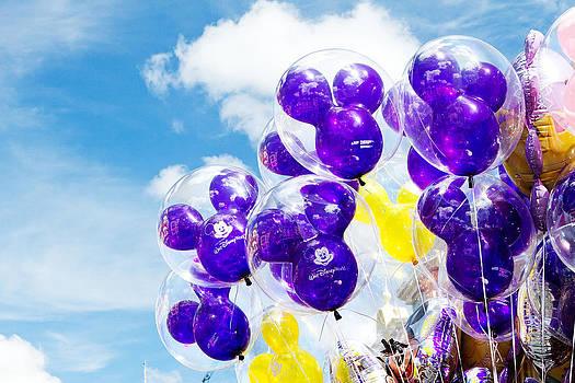 Fizzy Image - Disney Ballons