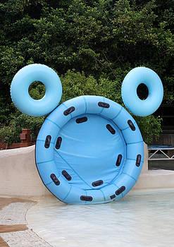Disney Dinghy by David Nicholls
