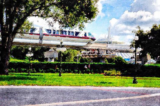 Disney Florida by Saibal Ghosh