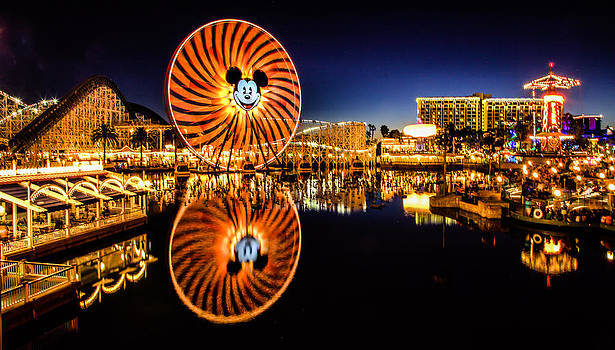 Disney Reflections by Robert  Aycock