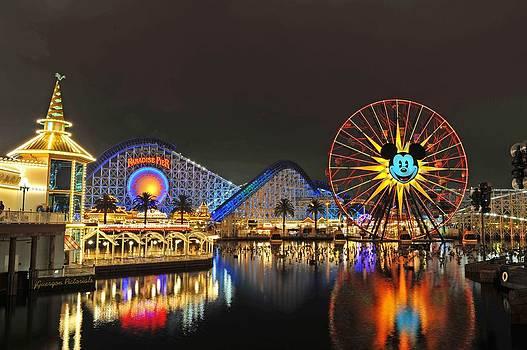 Disney's California Adventure by Jorge Guerzon