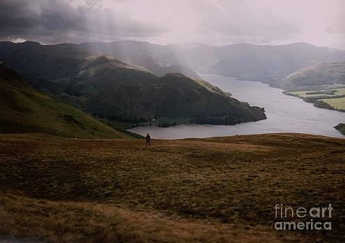 Distant Hills cumbria by John Williams