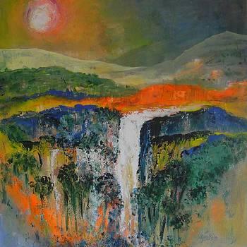 Distant Lands by Lynne Bishop