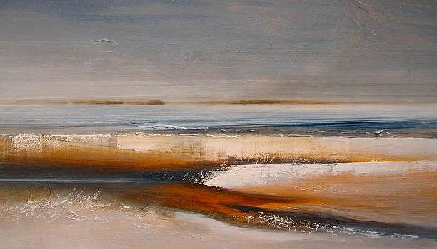 Distant Shore by Roland Byrne