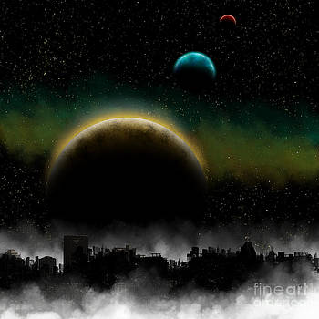 Distant Skys by Thomas OGrady