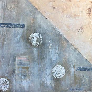 Distant Worlds II by Donine Wellman