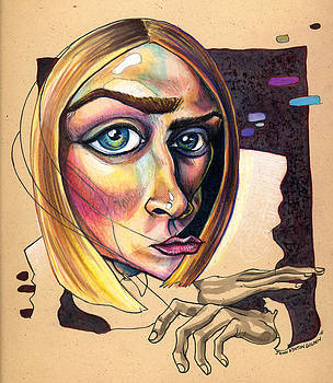 Distorted Beauty by John Ashton Golden