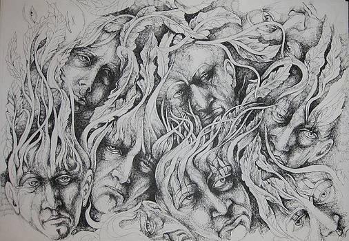 Distress by Moshfegh Rakhsha