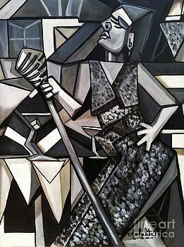 Diva by Ruben Archuleta - Art Gallery