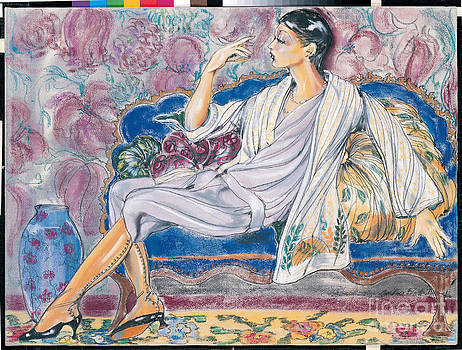Divan by Barbara Black