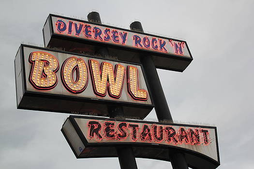 Diversey Bowl by Deanna King