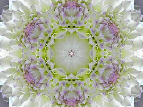 Divine Grace Mandala by Diane Lynn Hix
