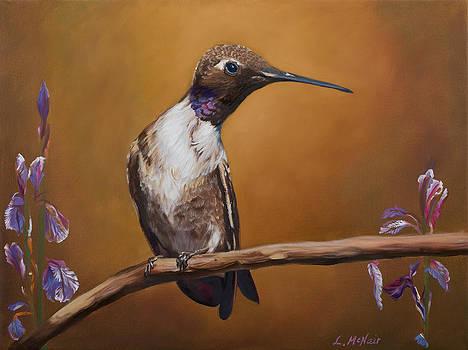 Divine Hum by Loretta McNair